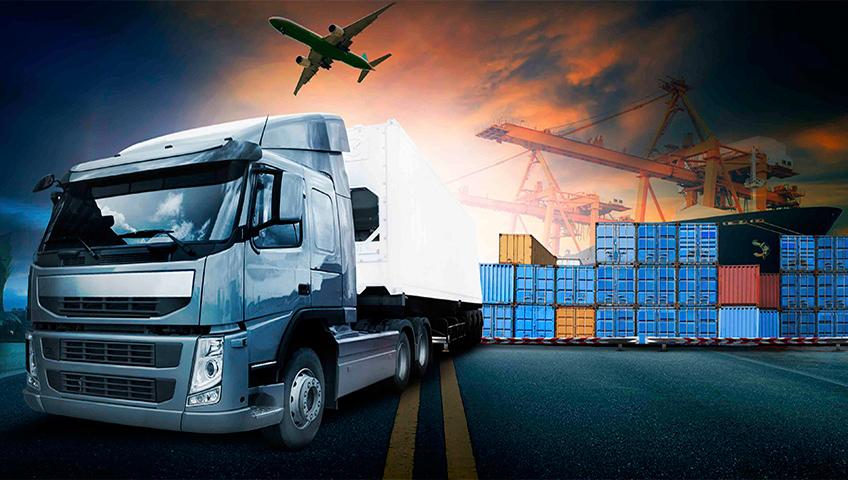 Transporte Internacional barcos